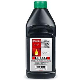 FBM100  LHM+ Liquide de frein  FERODO Bidon 1 L