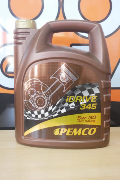 HUILE 5W30 iDRIVE 345 PEMCO 5 L