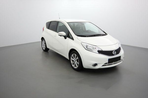 Nissan NOTE 1.5 DCI – 90 TEKNA Navigation – Caméra de recul – Cuir – Climatisation Auto – Ja 16